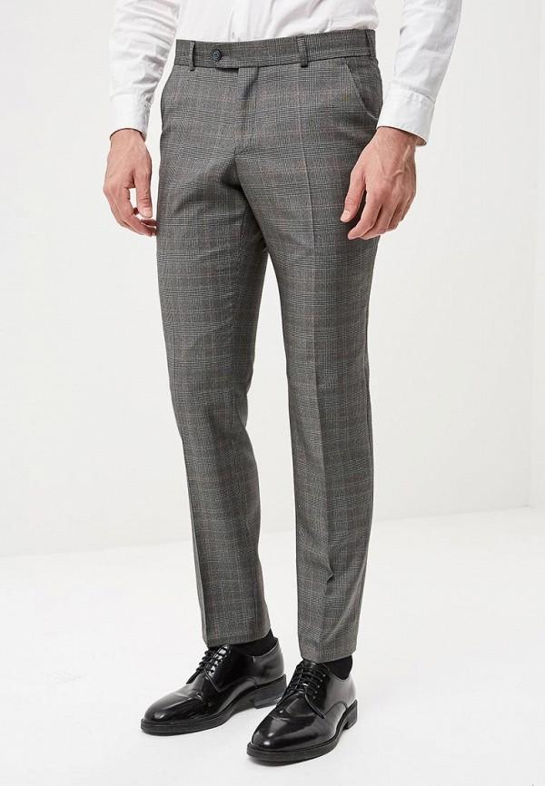 мужские прямые брюки absolutex, серые