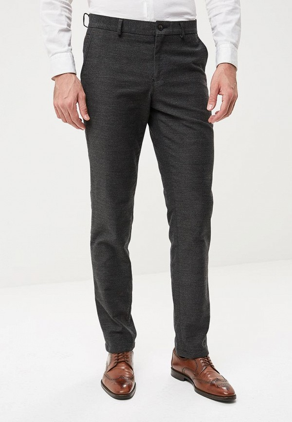 мужские повседневные брюки absolutex, серые
