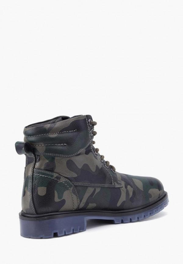 Фото 2 - Мужские ботинки и полуботинки Airbox разноцветного цвета