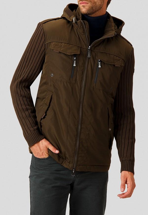 Купить Куртка утепленная Finn Flare, MP002XM23UII, коричневый, Осень-зима 2018/2019