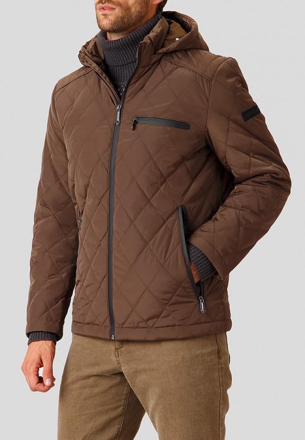 Купить Куртка утепленная Finn Flare, MP002XM23UIO, коричневый, Осень-зима 2018/2019