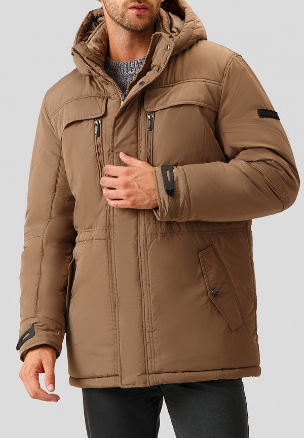 Купить Куртка утепленная Finn Flare, MP002XM23UIQ, Осень-зима 2018/2019