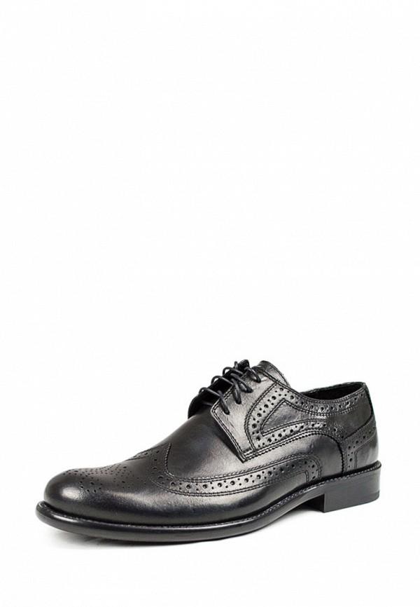 мужские туфли dasti, черные