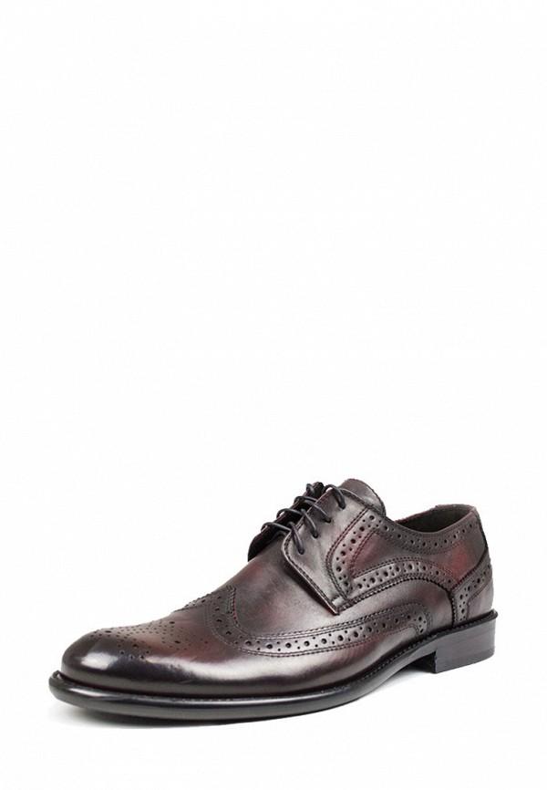 мужские туфли dasti, коричневые