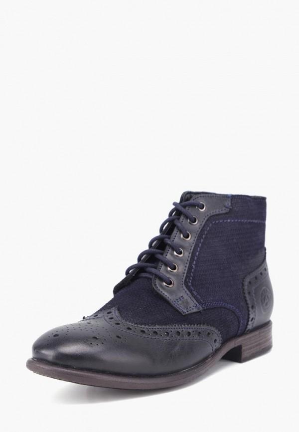мужские ботинки airbox, синие