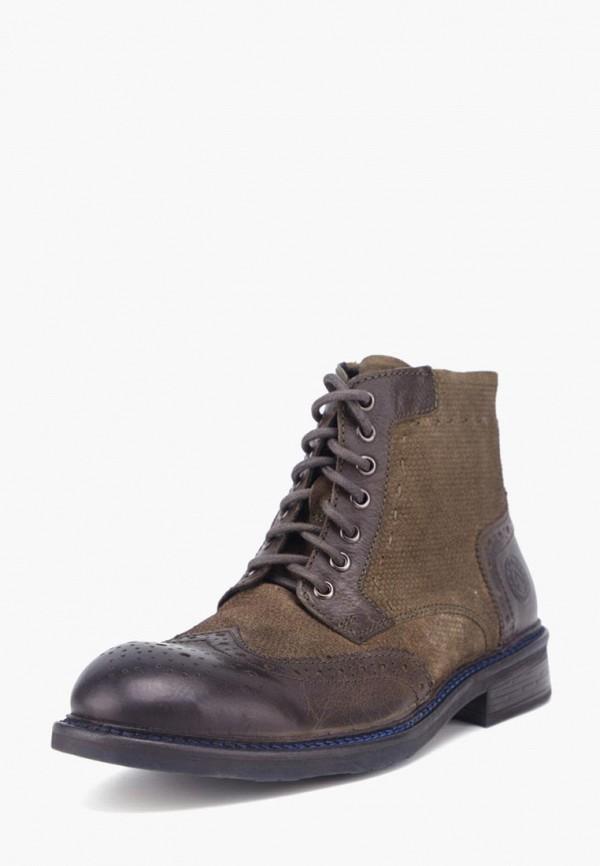 мужские ботинки airbox, хаки