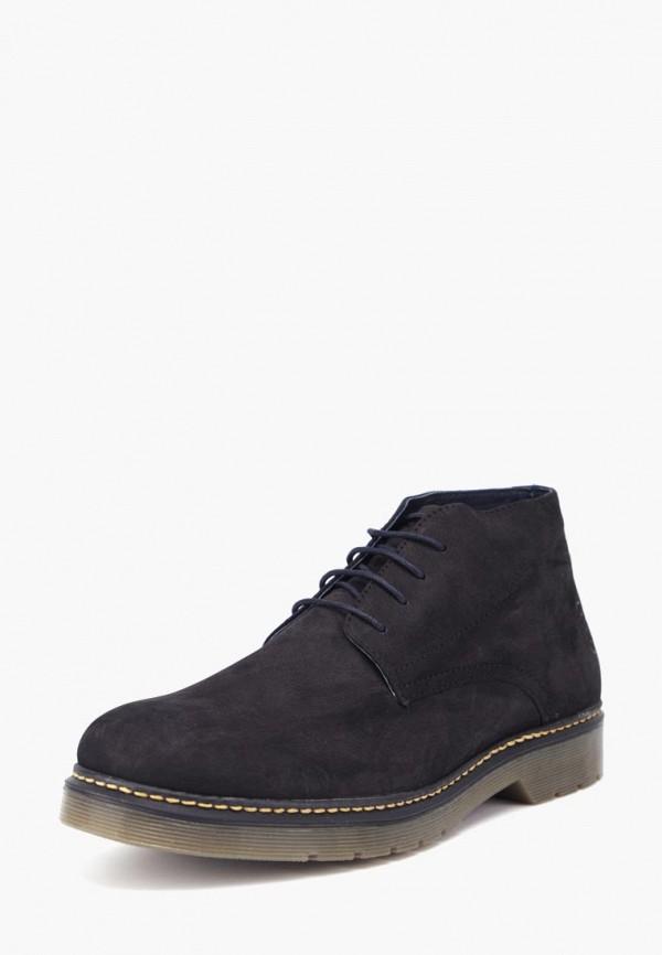 мужские высокие ботинки airbox, черные