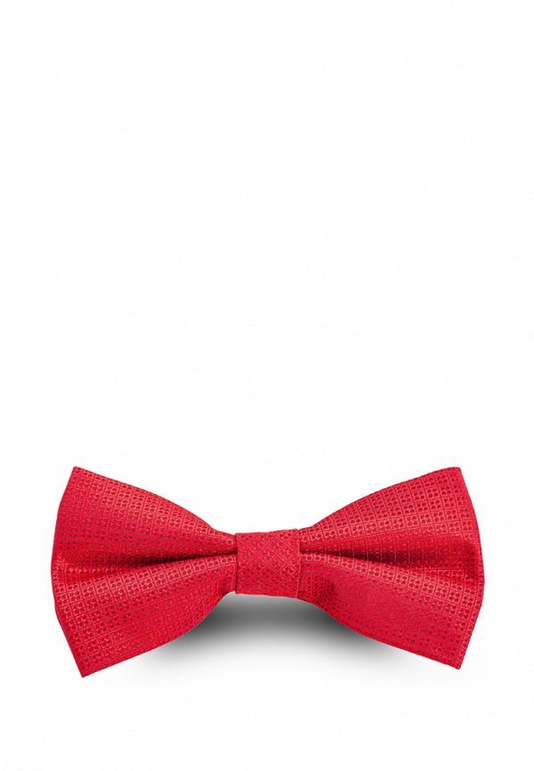 мужские галстуки и бабочки stenser, красные