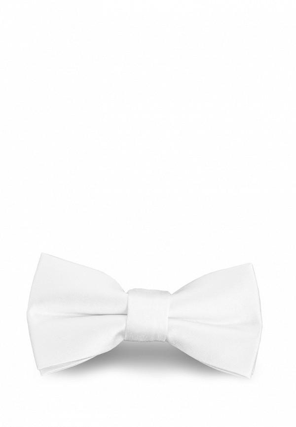 мужские галстуки и бабочки stenser, белые
