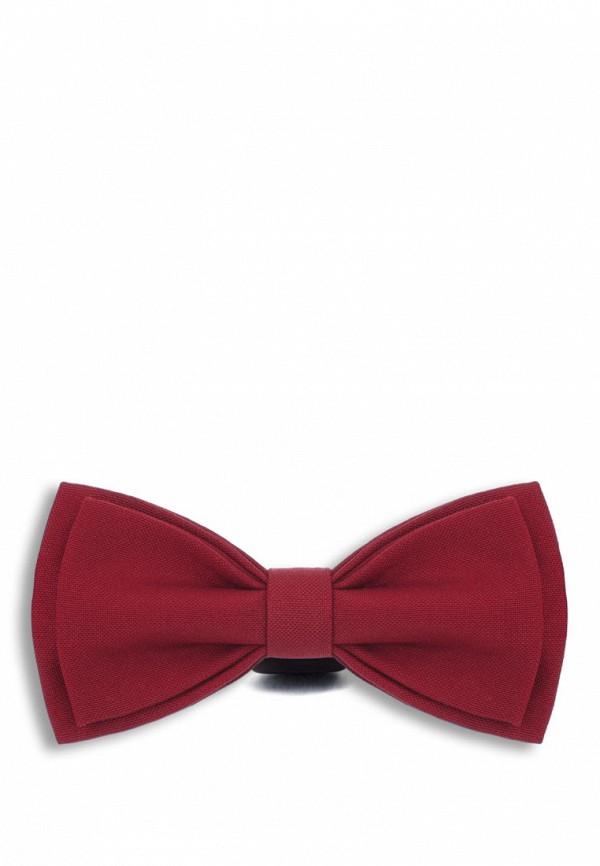 Галстук  - бордовый цвет