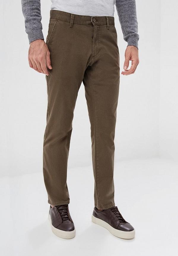 мужские брюки colin's, хаки