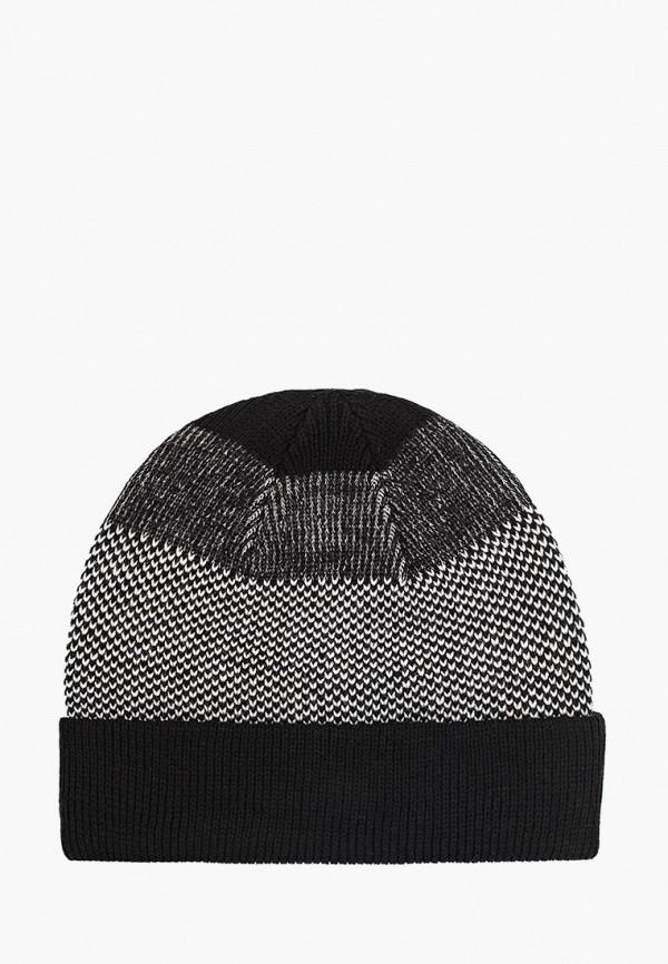 мужская шапка colin's, черная