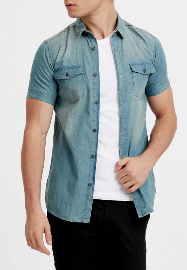 Рубашка джинсовая LC Waikiki LC Waikiki MP002XM23VRZ цена 2017