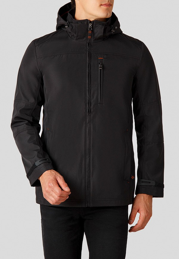 Купить Куртка Finn Flare, MP002XM23VV7, черный, Осень-зима 2018/2019