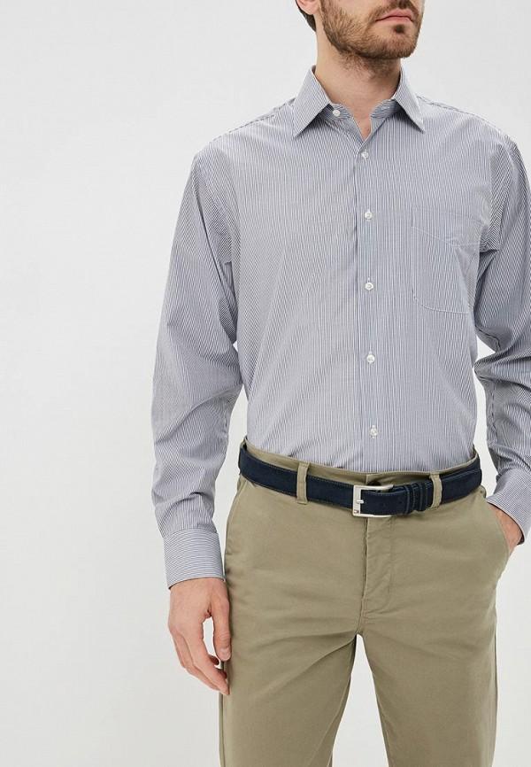 мужская рубашка с длинным рукавом fayzoff s.a, серая