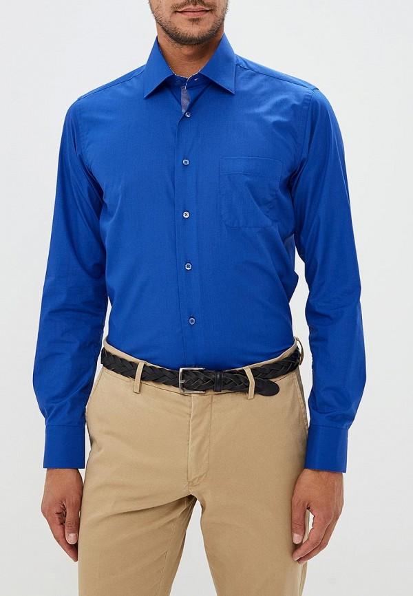 Купить Рубашка Fayzoff S.A., MP002XM23VZN, синий, Осень-зима 2018/2019