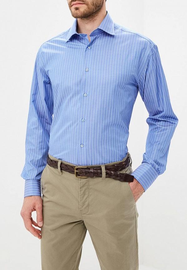 мужская рубашка с длинным рукавом ir.lush, синяя
