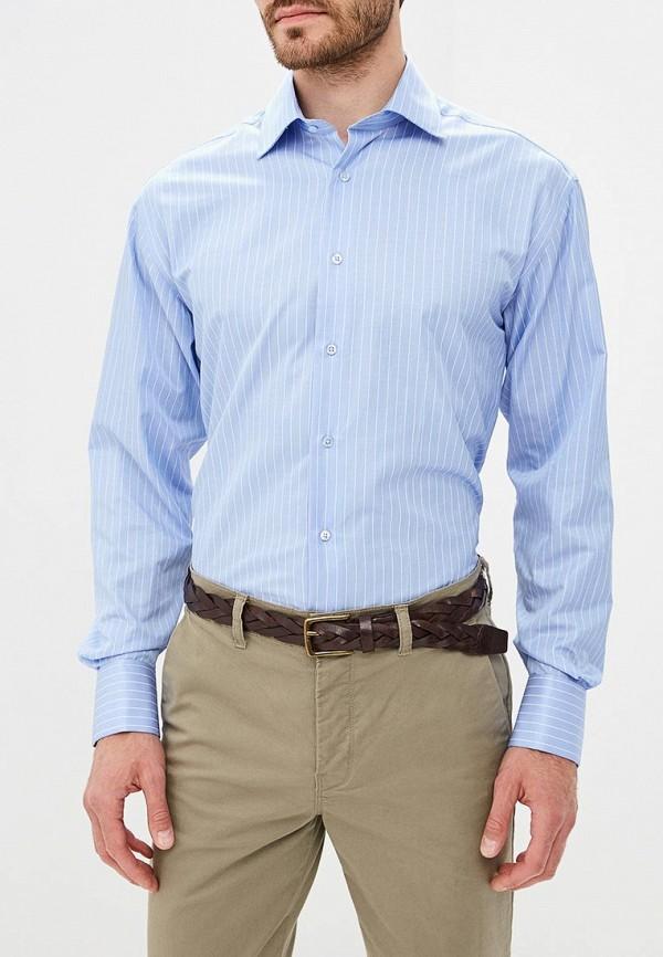 мужская рубашка с длинным рукавом ir.lush, голубая