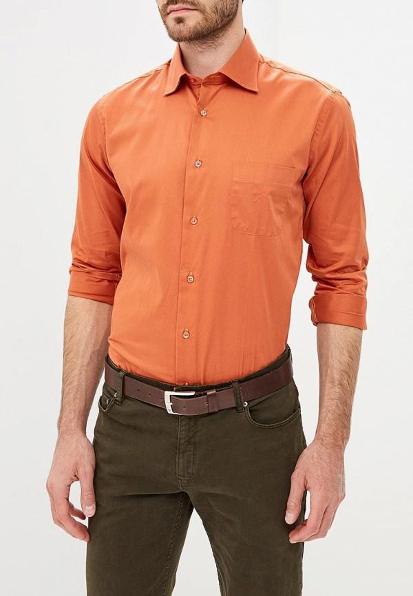 мужская рубашка с длинным рукавом ir.lush, оранжевая