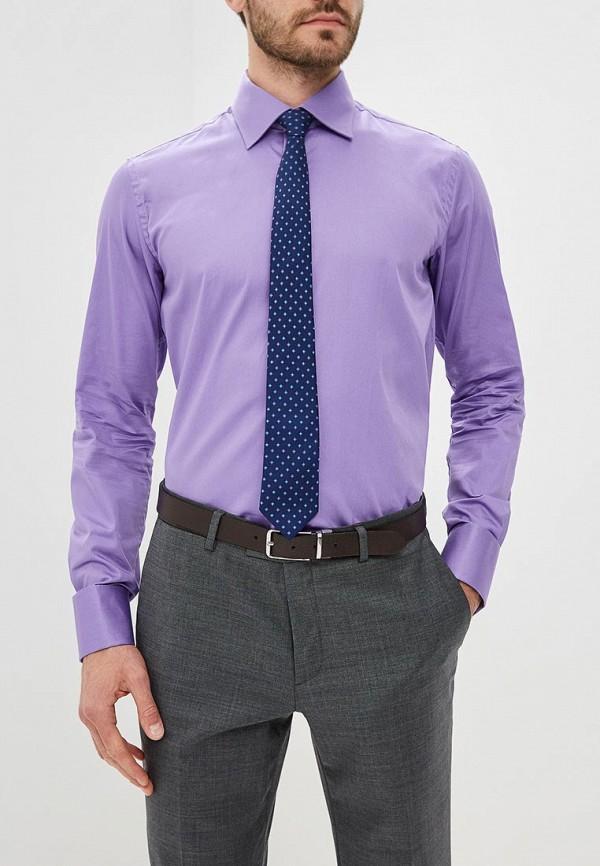 мужская рубашка с длинным рукавом ir.lush, фиолетовая