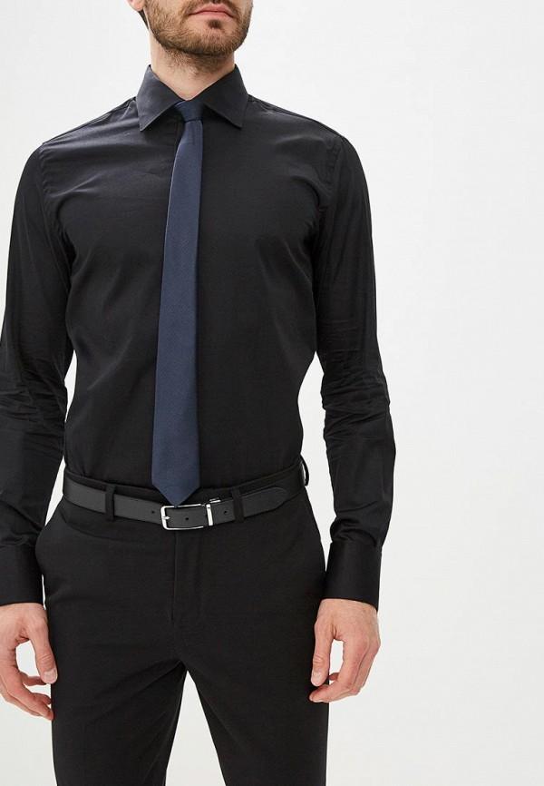 мужская рубашка с длинным рукавом ir.lush, черная