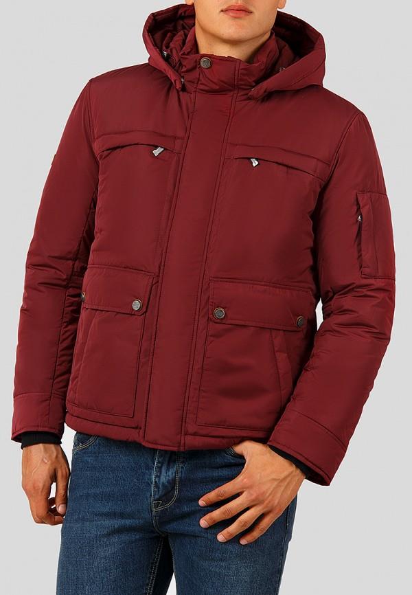 Купить Куртка утепленная Finn Flare, MP002XM23W2V, бордовый, Осень-зима 2018/2019