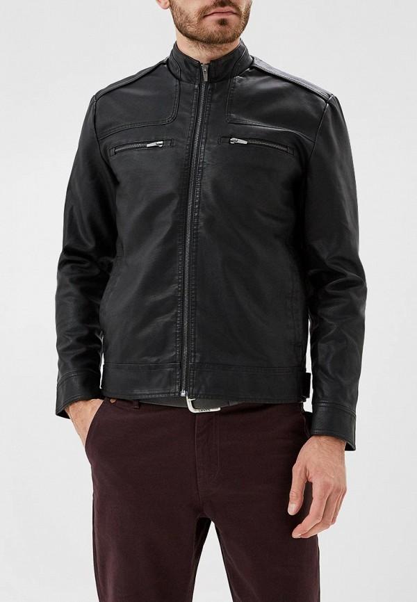 Куртка кожаная Top Secret Top Secret MP002XM23W4E black choker sleeveless crop top