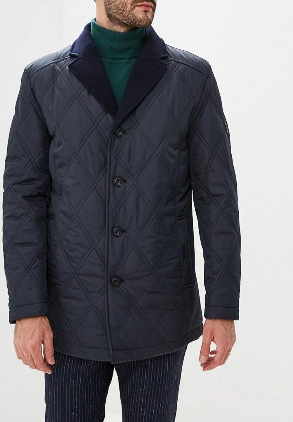 Куртка Bazioni синего цвета