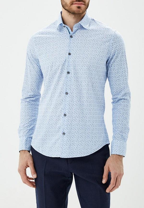 Купить Рубашка Bawer, Regular Fit, mp002xm23wgx, голубой, Весна-лето 2019