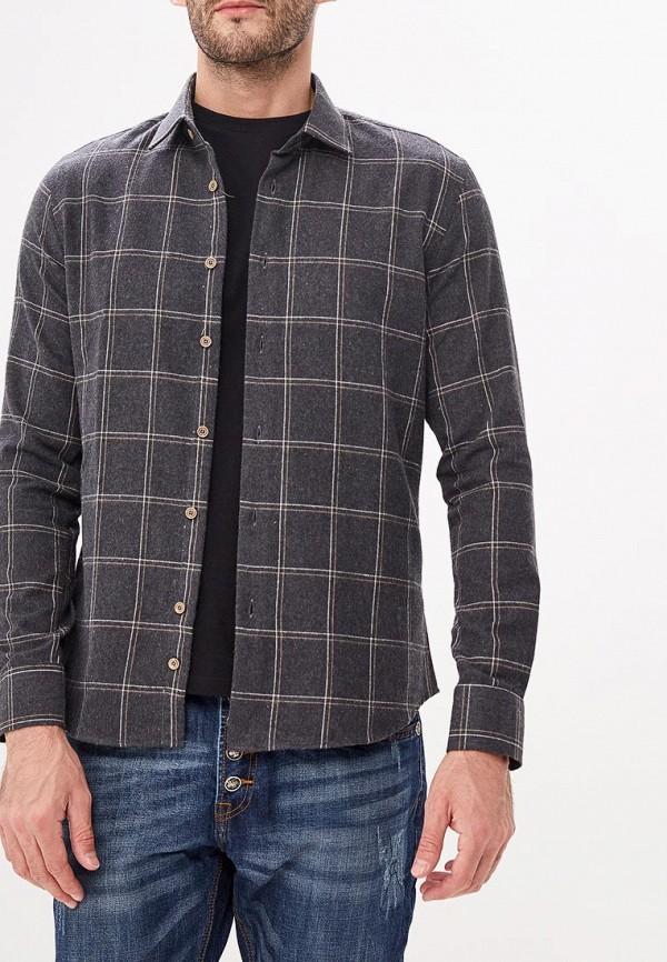 Купить Рубашка Biriz, Regular Fit, MP002XM23WHR, серый, Осень-зима 2018/2019
