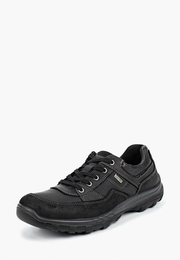 мужские кроссовки imac, черные
