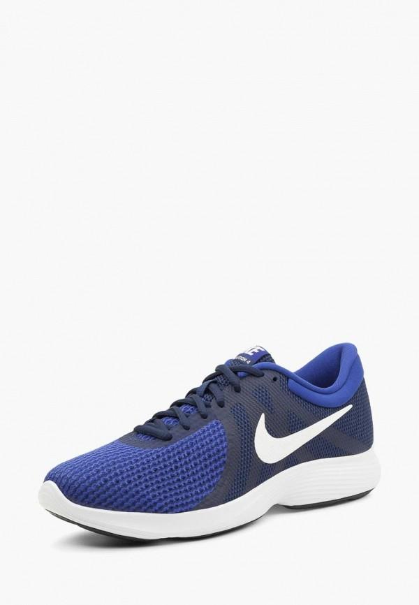 Купить Кроссовки Nike, Revolution 4, mp002xm23wl5, синий, Осень-зима 2018/2019
