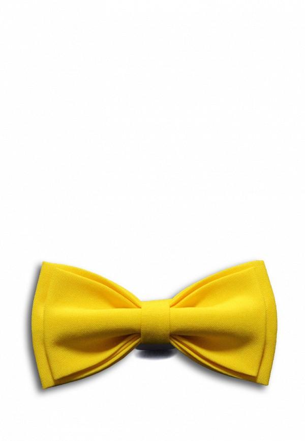 мужские галстуки и бабочки blackbow, желтые