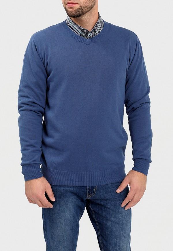 мужской пуловер f5, синий