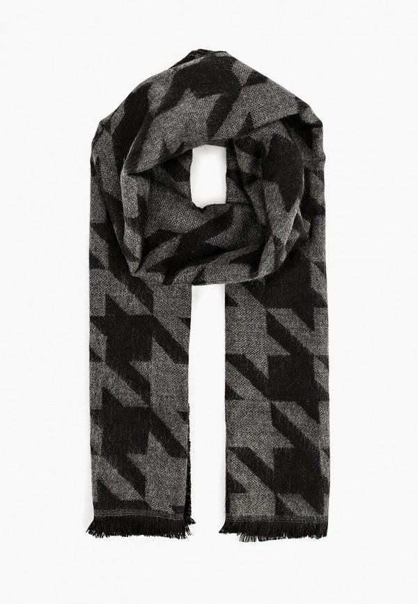 мужской шарф colin's, черный