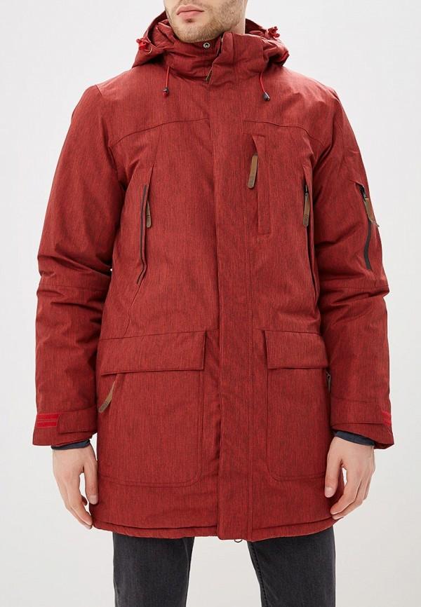Купить Куртка горнолыжная Snow Headquarter, mp002xm23x10, красный, Осень-зима 2018/2019