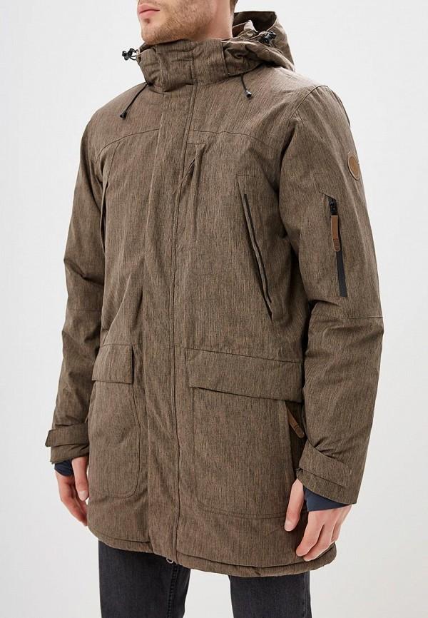Купить Куртка горнолыжная Snow Headquarter, mp002xm23x11, коричневый, Осень-зима 2018/2019