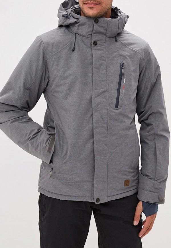 Купить Куртка горнолыжная Snow Headquarter, mp002xm23x3c, серый, Осень-зима 2018/2019