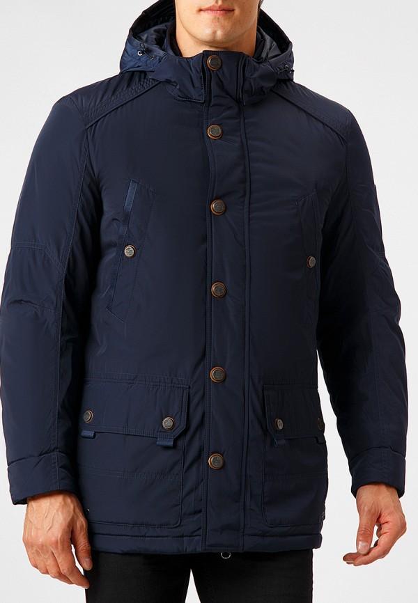 Купить Куртка утепленная Finn Flare, MP002XM23X41, синий, Осень-зима 2018/2019