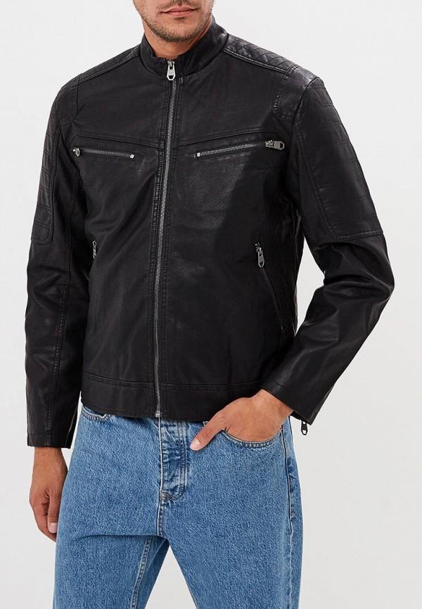 Куртка кожаная Top Secret Top Secret MP002XM23X4E цена