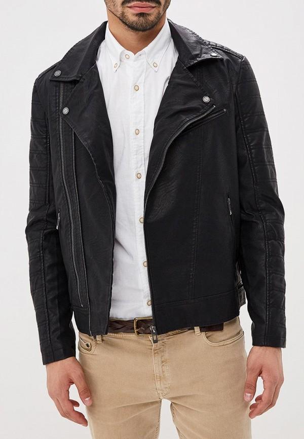 Куртка кожаная Top Secret Top Secret MP002XM23X4U black choker sleeveless crop top