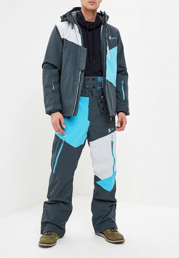 Купить Костюм горнолыжный Snow Headquarter, MP002XM23X5U, серый, Осень-зима 2018/2019