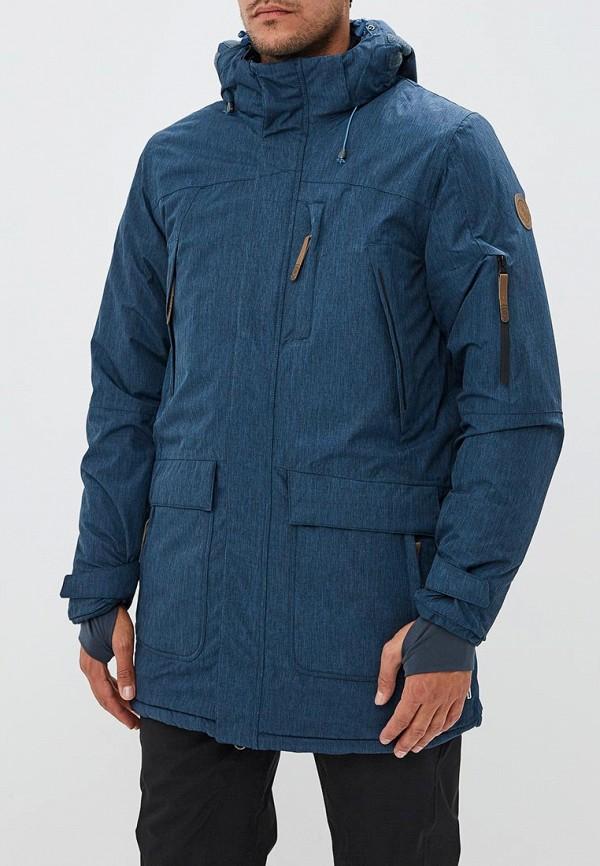 Купить Куртка горнолыжная Snow Headquarter, mp002xm23x5w, бирюзовый, Осень-зима 2018/2019