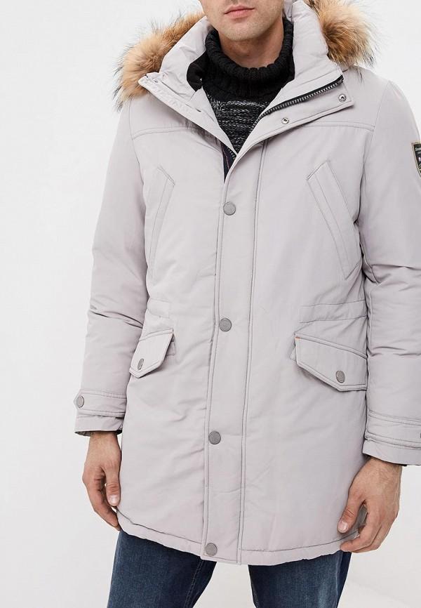 мужская куртка snowimage, серая