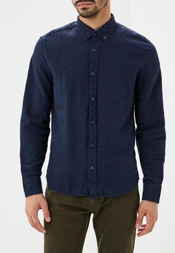 Купить Рубашка Colin's, MP002XM23XAZ, синий, Осень-зима 2018/2019