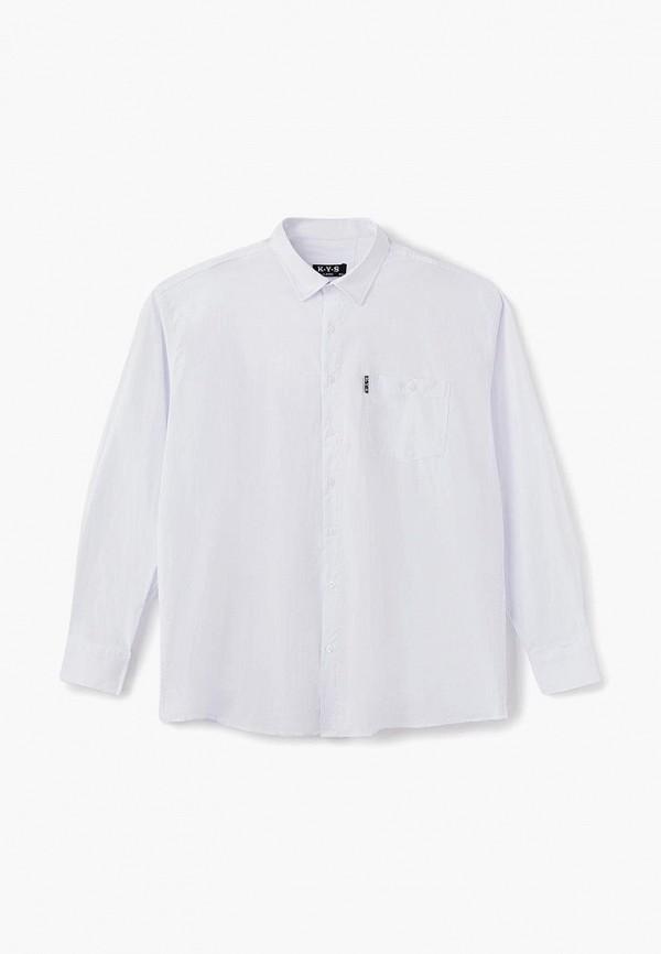 Рубашка Kys Kys MP002XM23XBU рубашка kys kys mp002xm23xbx