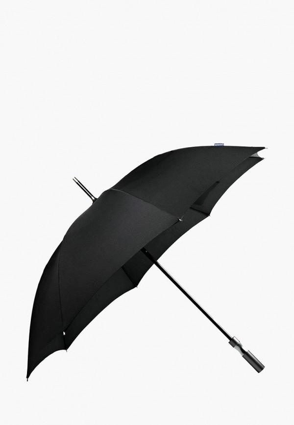 мужской зонт goroshek, черный