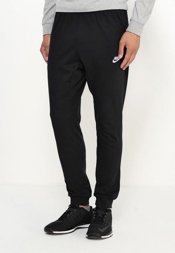 мужские спортивные спортивные брюки nike, черные
