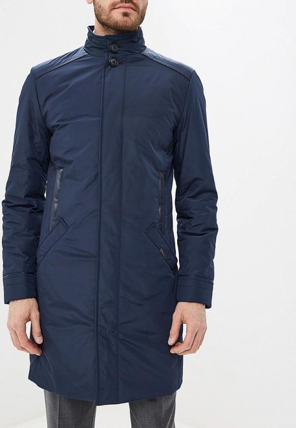 Куртка утепленная Bazioni синего цвета
