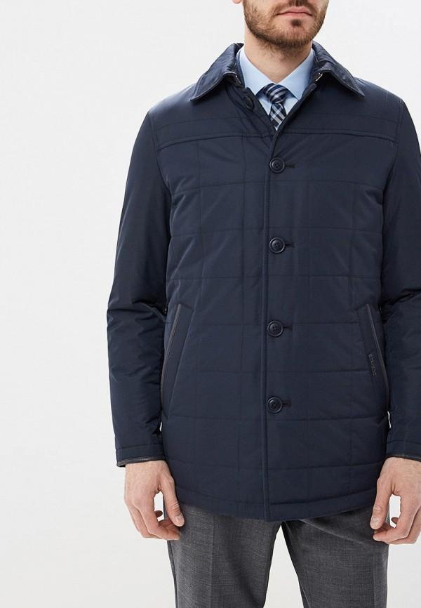 мужская куртка bazioni, синяя